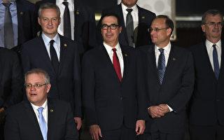 姆欽:貿易戰美對中方目標明確 經濟未受損