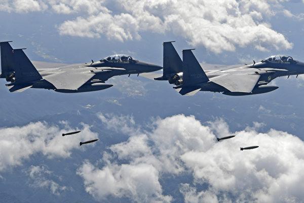 中共军机在东海遭日韩战斗机拦截