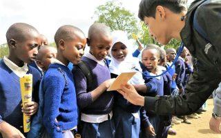 耕耘泰北再探东非  青年志工接轨世界