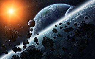 太陽系內85%行星碎片來自五個覆滅的「世界」