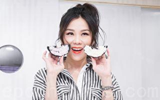 蔡健雅成功跨界做甜點 尚缺「愛情」證照