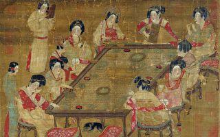 漫談中國舞:唐代之《龍池樂》舞