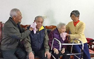現代老萊子 台男盡心照顧高齡父母獲孝行獎
