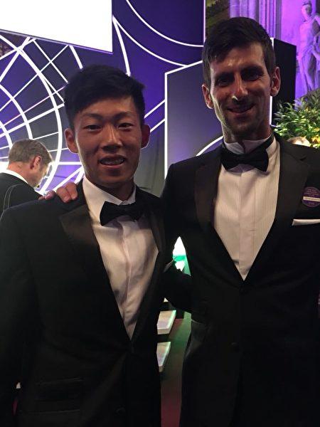 台湾史上首位 曾俊欣夺温网青少男单冠军
