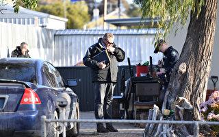 南澳一名持枪男子遭警察射击后遁迹