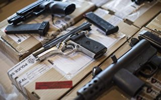 加拿大犯罪份子的槍是從哪裡來的?