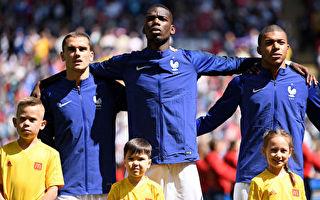 法國VS克羅地亞 誰將捧起大力神盃?