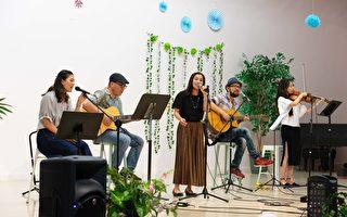 台湾艺人乡音感动波城观众
