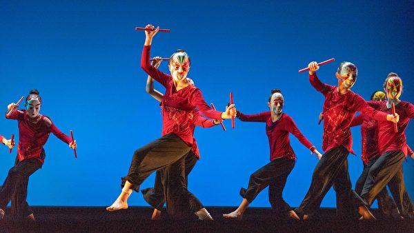 藝協舞展驚豔中西觀眾