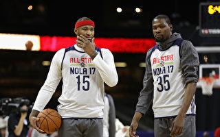 低薪簽明星中鋒 勇士組NBA史上最強陣容