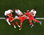 世界盃淘汰賽首輪 八強突圍 巴西成大熱門