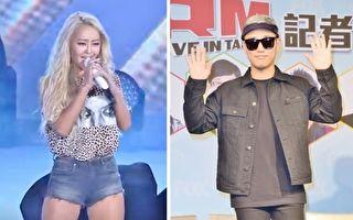 """前韩国女团""""SISTAR""""主唱孝琳(左)和《Running Man》前班底Gary(右)资料照。(视频截图,黄宗茂/大纪元合成)"""