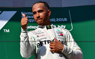 F1匈牙利站 漢密爾頓奪冠 法拉利居二、三