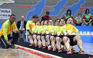 國中小拔河訓練營  發揚「團隊精神」