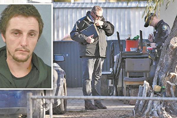 南澳持枪男逃逸40小时后被捕 面临15项控罪