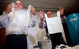 科學家發明塑料代用品 被水分解後可飲用