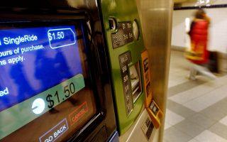 未来3年 纽约地铁票拟2次调涨 每次上调4%