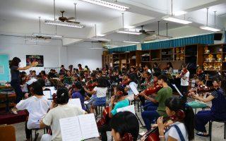 蛹之聲夏季音樂培力營 共享音樂的美好