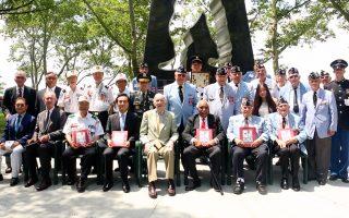 朝鲜战争停战65周年 纽约纪念自由不易