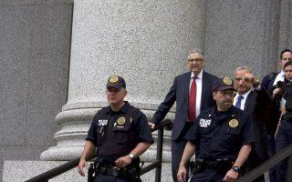 纽约州前众议长萧华被判七年