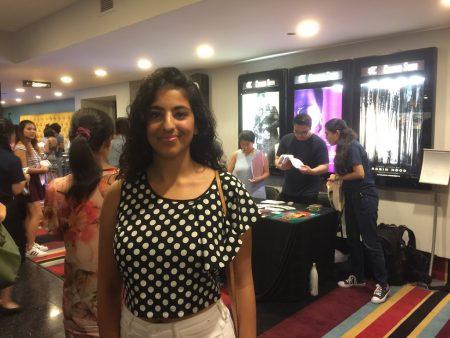 《求救信》观众Ghina Al-Shdaifat说这部电影改变了她的生活。