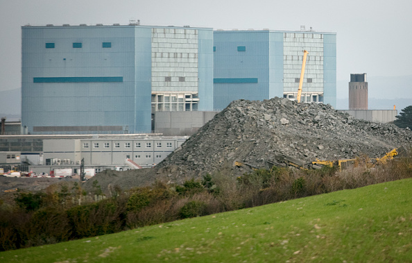 消息:英國考慮將中廣核從核電項目移除