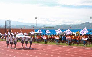 苗县全民运动会开幕  1500选手参赛