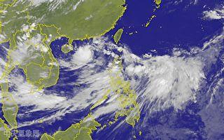 山神颱風撲向海南島 安比颱風恐接力生成