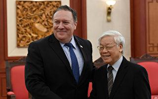 蓬佩奧敦促朝鮮效仿越南 實現與美建交
