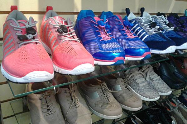 紐約特殊鞋