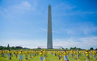 風雨同舟 華盛頓紀念碑見證他們19年堅守