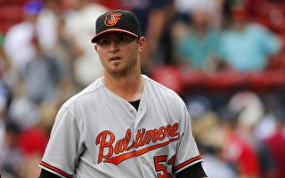 洋基队拿三个新秀投手 换金莺救援王布里顿