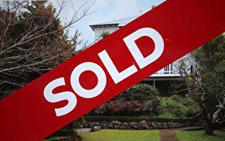 墨尔本楼市火爆 近四分之一房产拍卖前售出