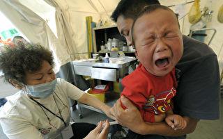 假疫苗傷孩童 趙連海建維權團捍衛後代權利