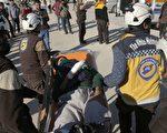 叙800民间救援成员逃出战区 安全抵达约旦