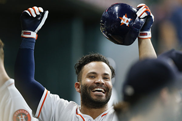 美职棒大联盟明星赛最受欢迎球星──阿土伯