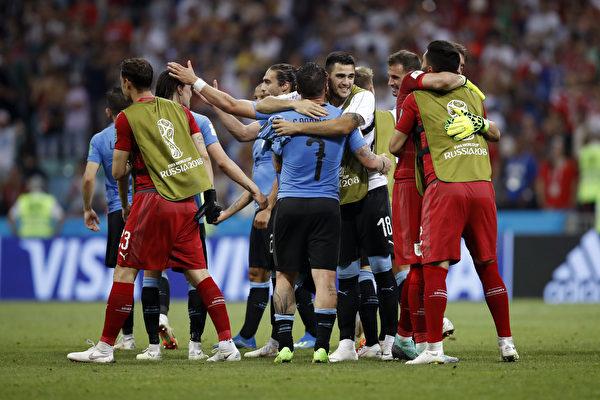 C朗啞火孤掌難鳴 葡萄牙1:2負烏拉圭