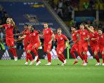 點球大戰5:4勝哥倫比亞 英格蘭進八強