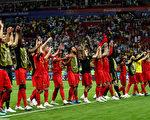 比利時2:1勝巴西 世界盃變歐洲盃