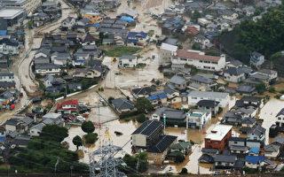 日本关西豪雨 49死48失踪5重伤 还将降暴雨