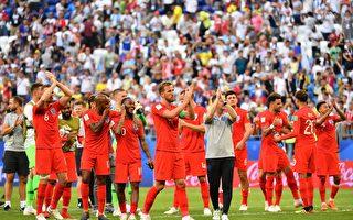 英格兰队扬长避短 定位球大显威风