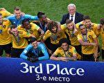 歷史性突破 比利時2:0勝英格蘭獲第三名