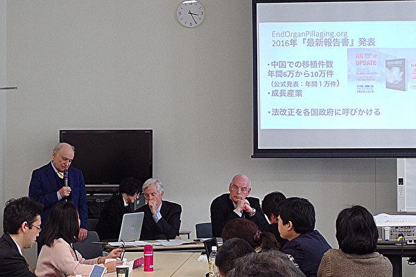 日本64議員28團體齊籲:制止中共醫療虐殺