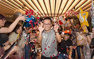 華納音樂總裁陳澤杉將卸任 歌王歌后獻祝福