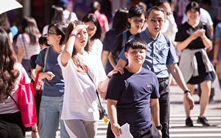 雲雀颱風朝上海前進 台灣恐飆38度高溫