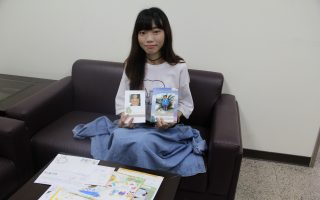 吳佳霖資助國外兒童   陪伴弱勢貧童成長