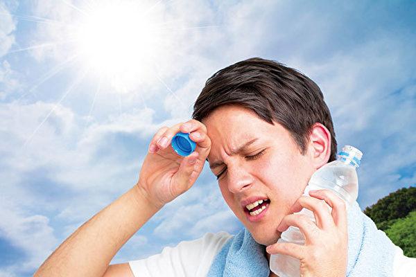 炎夏节约能源、防中暑的方法