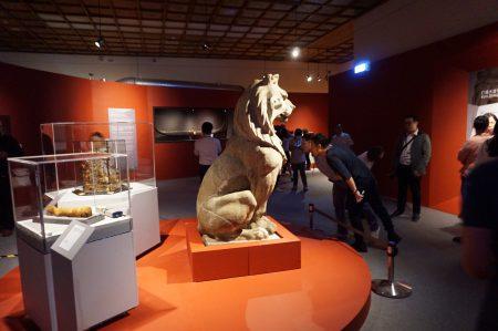大英自然博物馆珍品暑假期间来台展出。