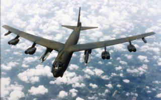 B-52轟炸機前往中東 五角大樓視頻曝光