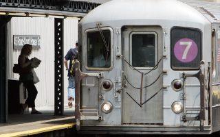 半数7号线地铁轮缘磨损不堪 照样跑